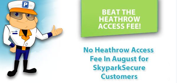 Sky Park secure heathrow discount