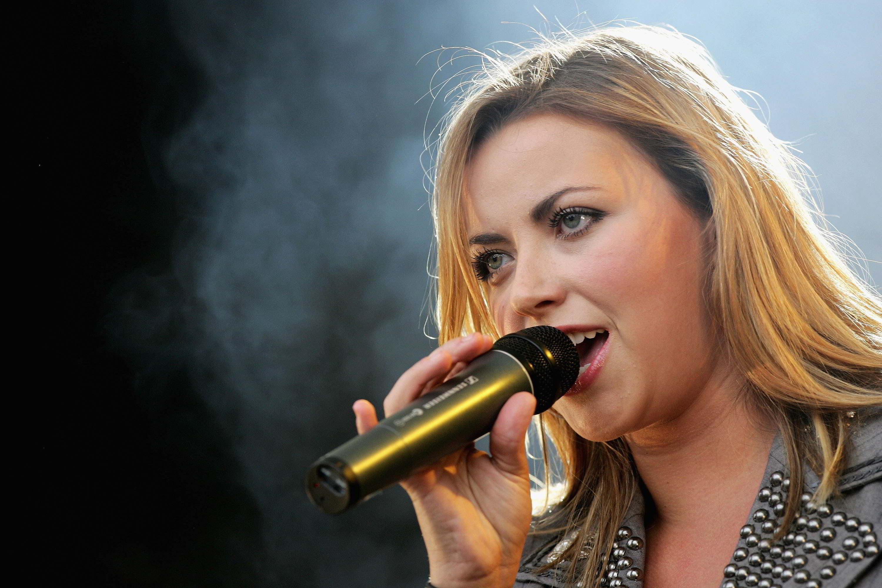 Charlotte Church singing