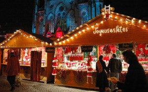 Europe's best christmas food markets