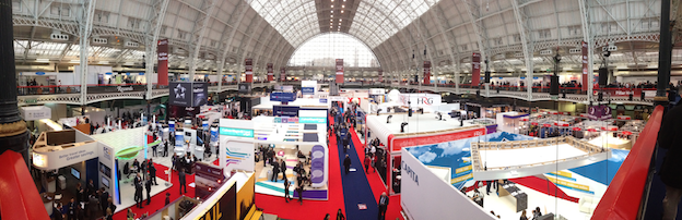 Inside the business travel show 2016