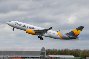 Thomas Cook from Gatwick to Cape