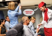 weirdest things flight attendants have ever seen