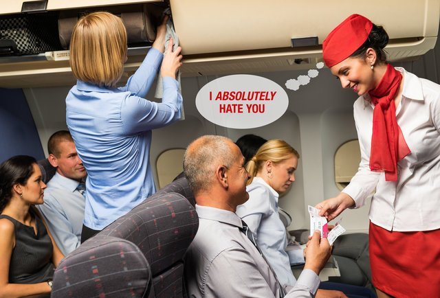 The 5 Funniest Flight Attendant Stories of 2019 (These are