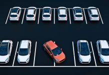 Which type of airport parking should you book?