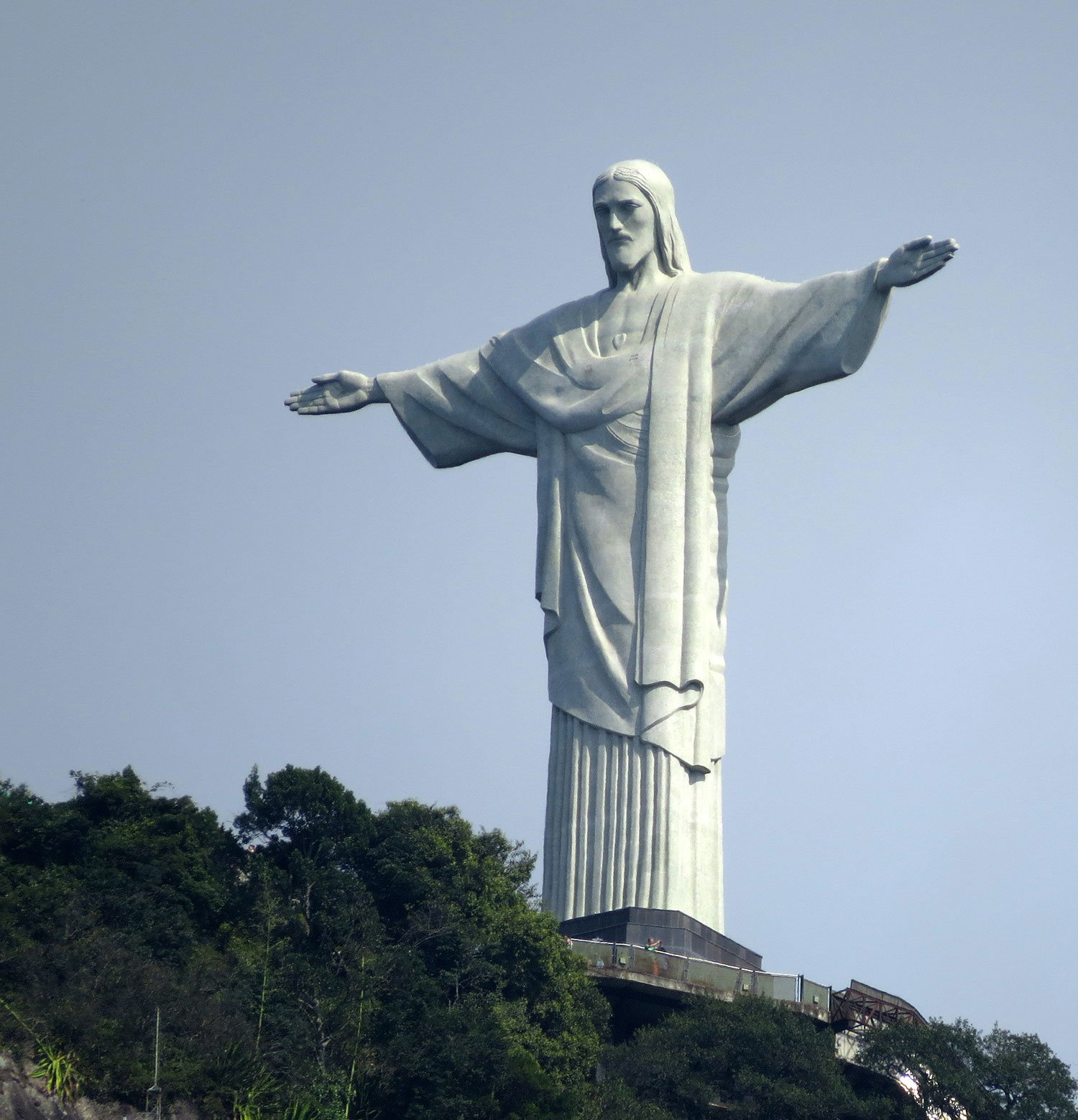 Seven New Wonders of the World - Christ the Redeemer