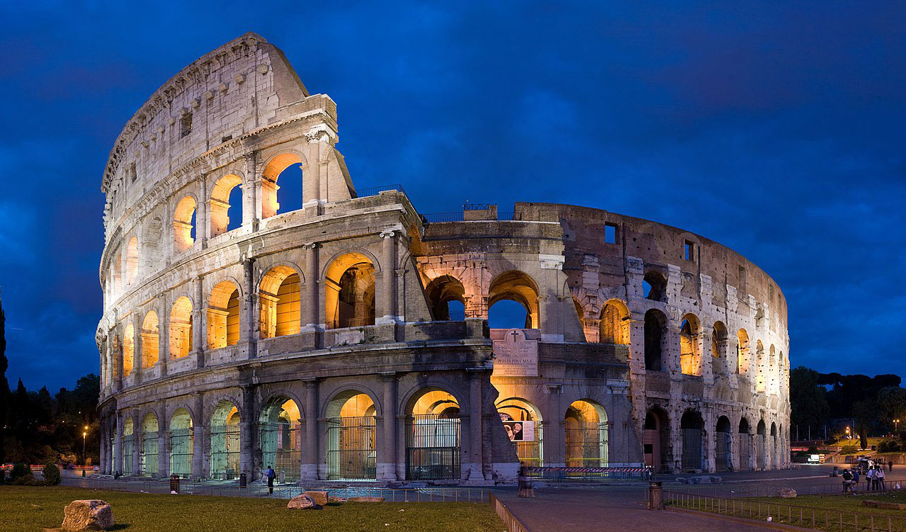 Seven New Wonders of the World - The Colosseum