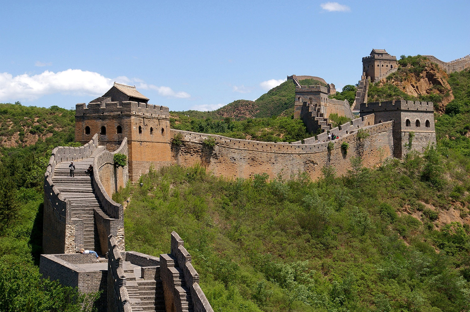 Seven New Wonders of the World - Great Wall of China
