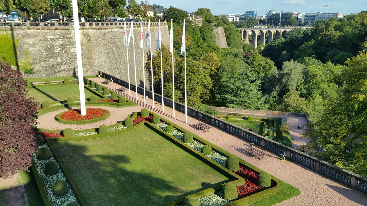 New Flight Routes - Luxembourg City, Luxembourg