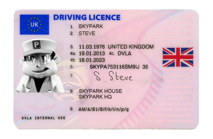 How Do I Change The Address On My Driving Licence For Free